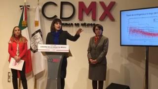 Refrenda GCDMX acciones para reducir índices de contaminación