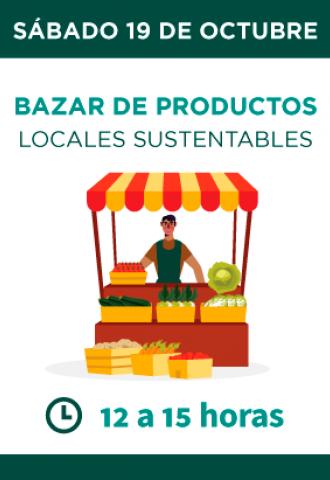 Bazar de Productos Locales Sustentables